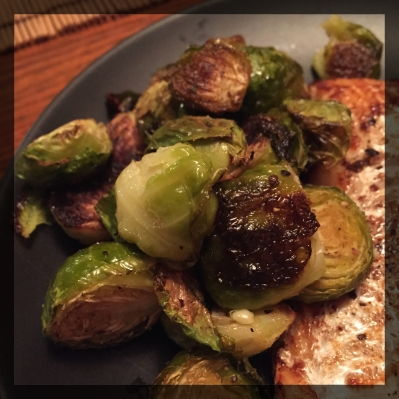 Roasted Brussels Final